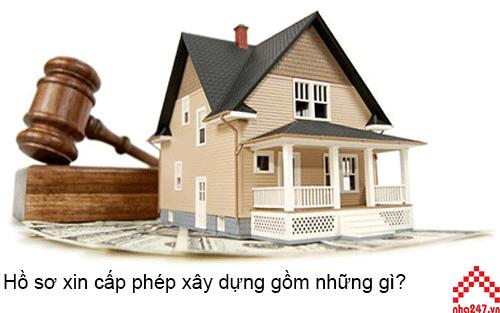 Hướng dẫn chi tiết cách làm hồ sơ xin giấy phép xây dựng