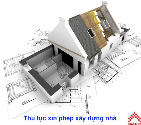 Thủ tục xin giấy phép xây dựng mới
