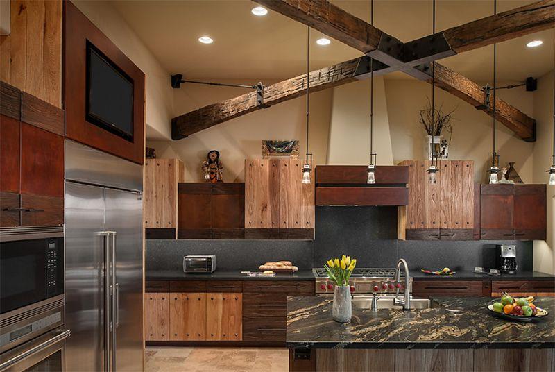 Chia sẻ kinh nghiệm thiết kế nội thất nhà bếp tiện nghi