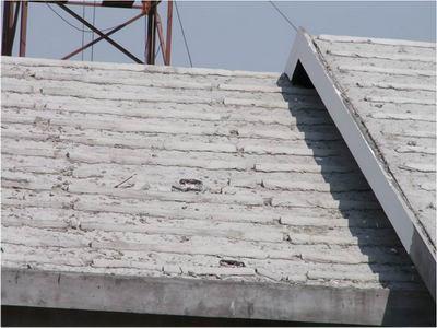 Cách dán ngói lên mái bê tông cốt thép