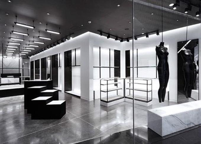 Phong cách thiết kế sẽ tạo nên sự khác biệt của cửa hàng